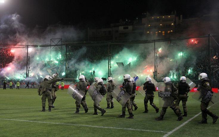 Μια ζωή Ελληνικό Ποδόσφαιρο και Μπουρδέλο πηγαίνανε πακέτο..