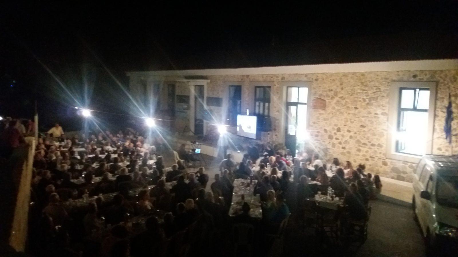 Γιορτή για τα 30 χρόνια ιδρύσεως του ΚΑΠΗ Πύργου Αστερουσίων
