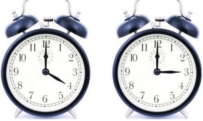 Αλλαγή ώρας : Τα ξημερώματα γυρνάμε τους δείκτες των ρολογιών