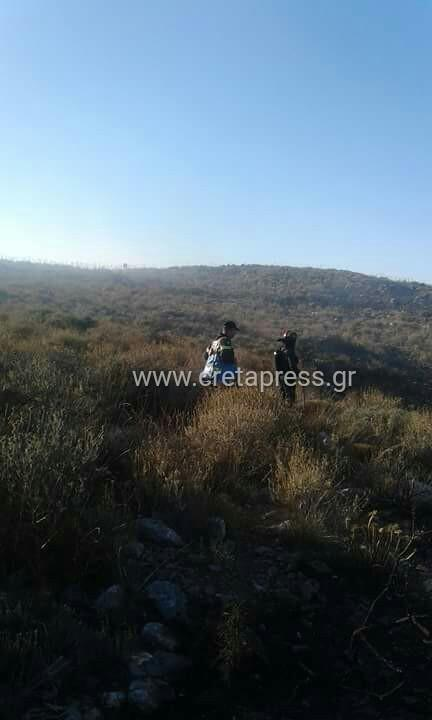 Βίντεο και φώτο απο την Πυρκαγιά κοντά στην Μονή Αγκαράθου