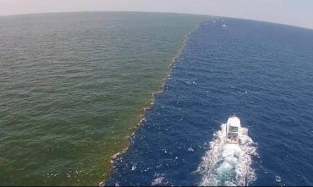 Ειρηνικός και Ατλαντικός ωκεανός σε Ρεμιξ! Γαμάτο βίντεο