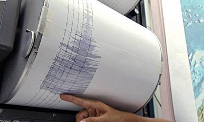 Ισχυρός σεισμός πριν από λίγο στην Κρήτη