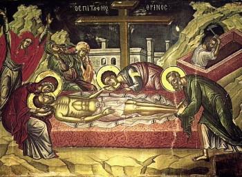 Το Άγιο Πάσχα: Μεγάλη Παρασκευή
