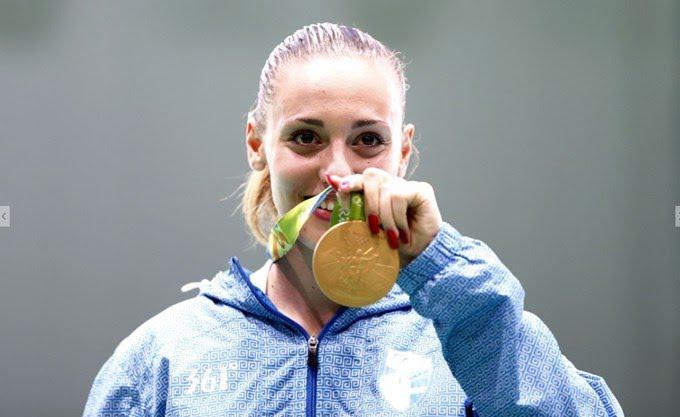 Παγκόσμια Πρωταθλήτρια η Άννα Κορακάκη