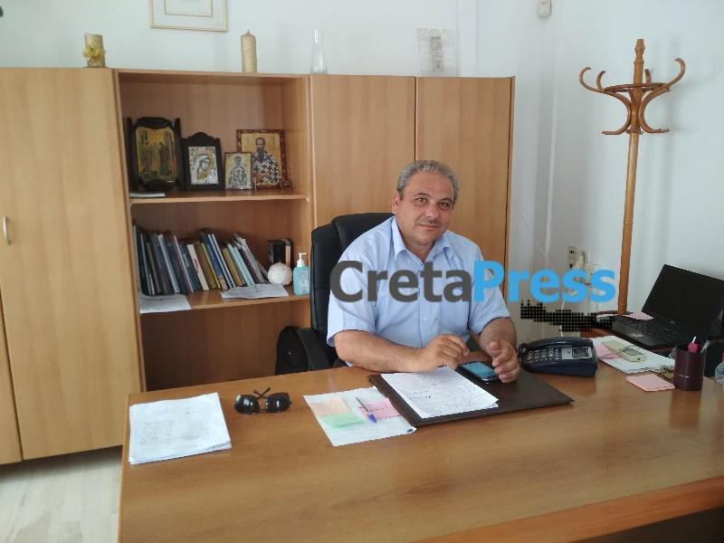 Νέος Αντιδήμαρχος στην ενότητα Αστερουσίων ο Ζεβεδαίος Ανδρουλάκης