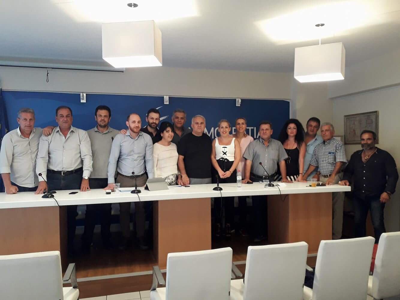 ΝΟΔΕ Ηρακλείου: Παραμένει  ο κ. Λυρώνης ενεργό μέλος