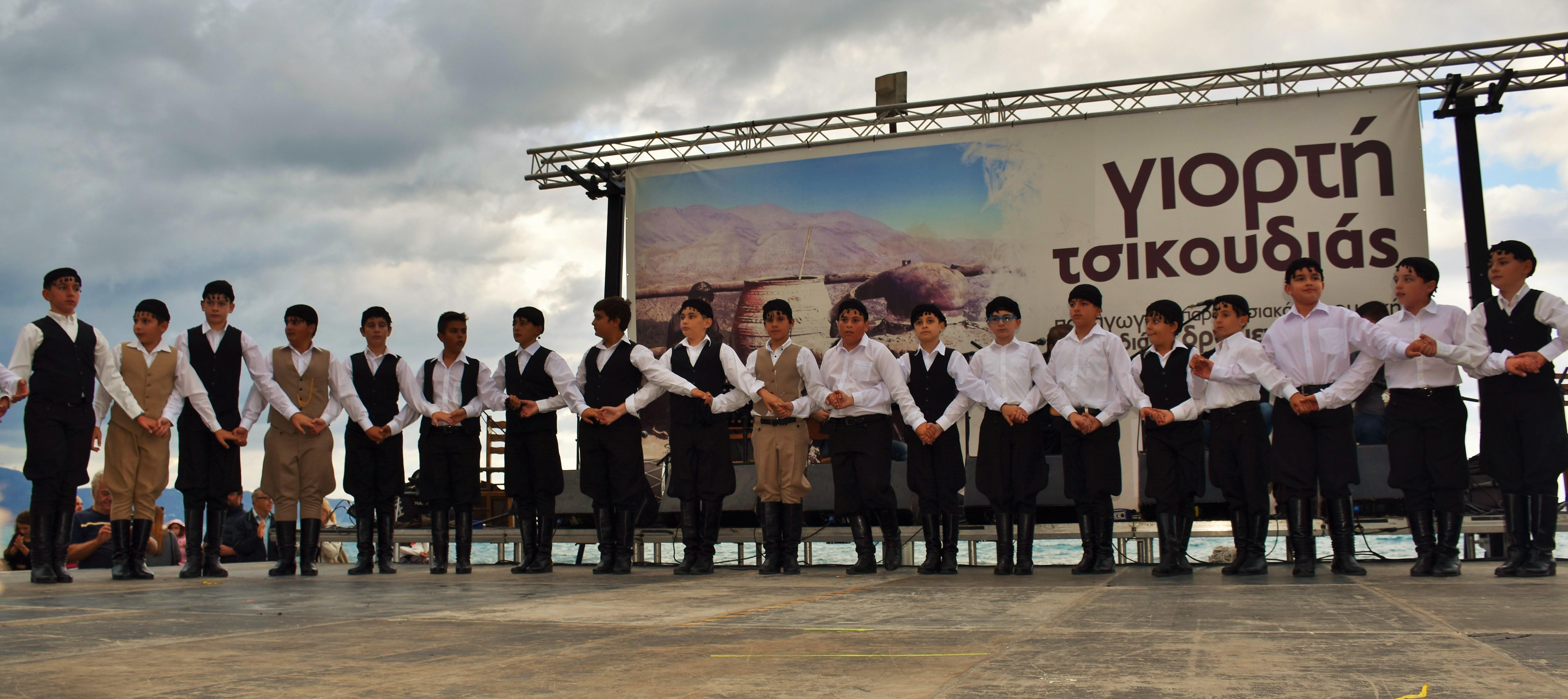 7η Γιορτή Tσικουδιάς στον Καράβολα