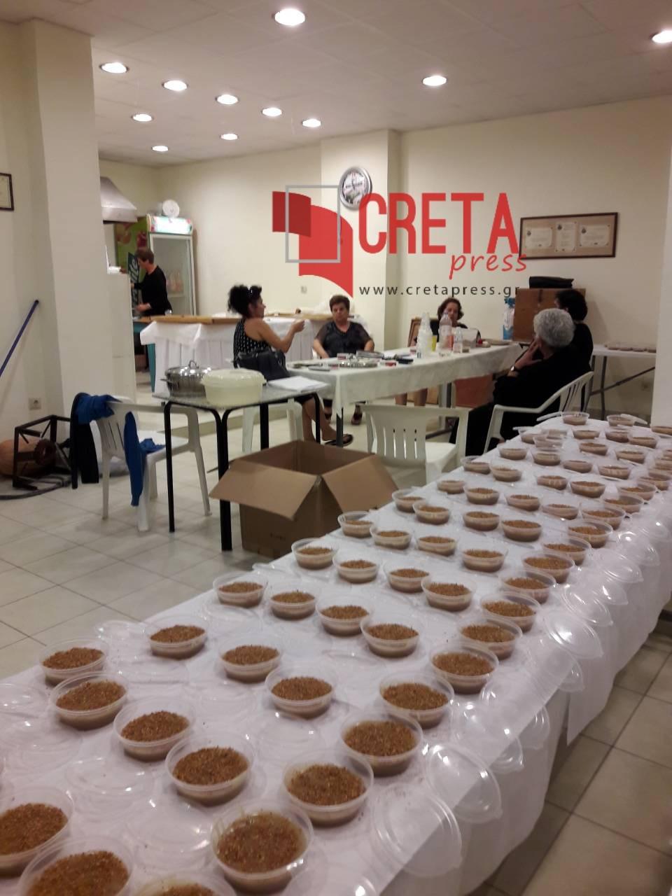 Ετοιμάζονται στο Κεραμούτσι για την 7η γιορτή τσικουδιάς στον Καράβολα