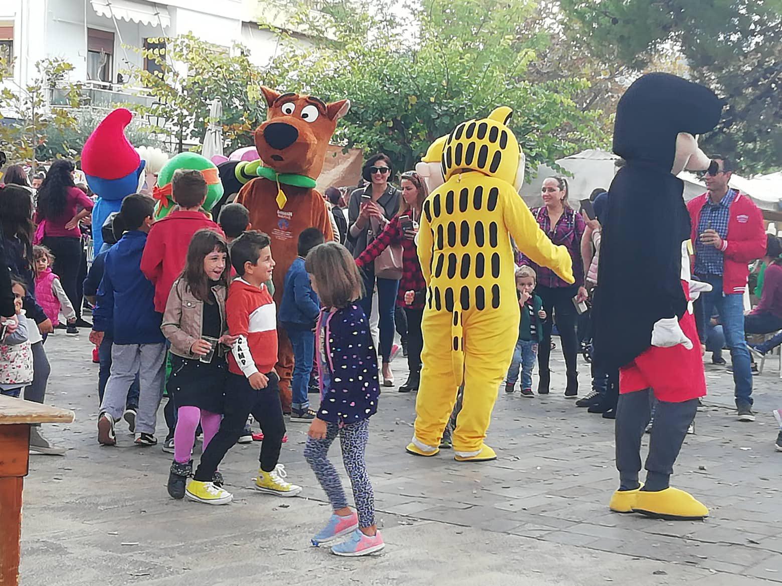 Αρχάνες: Μαζική συμμετοχή στο 7ο παιδικό Φεστιβάλ