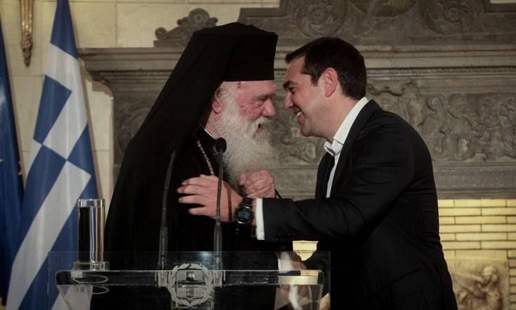 Οι λεπτομέρειες της συμφωνίας Τσίπρα – Ιερώνυμου και οι αντιδράσεις των παπάδων