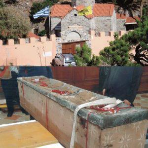 Αρχιερατικό Συλλείτουργο το Σάββατο στην Ιερά Μονή Κουδουμά