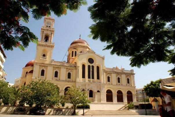 Ηράκλειο:  Εορτή του Αγίου  Μηνά Προστάτη της πόλης