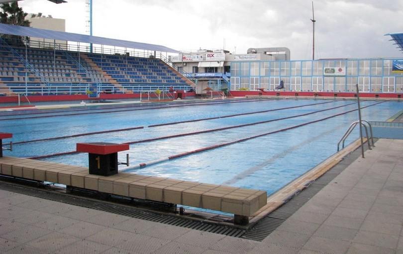 Συγκέντρωση διαμαρτυρίας στο κολυμβητηρίου του Λίντο