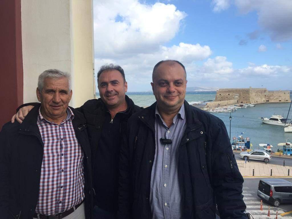 Από όλη την Ελλάδα στελέχη στο Καζάνι του Γραμματέα
