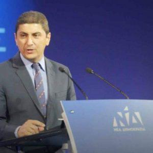 Πρωτοφανής στήριξη και επιβράβευση για τον Λ. Αυγενάκη ως Γραμματέα της ΝΔ