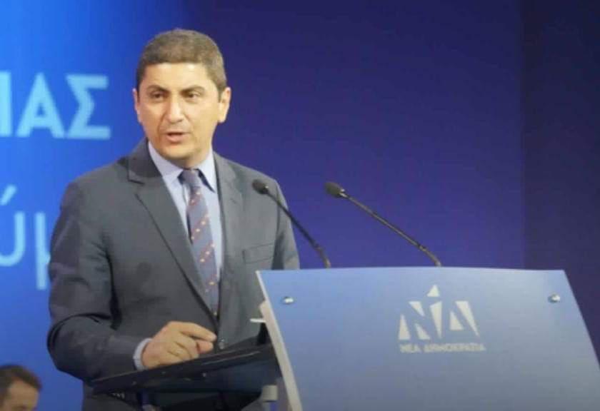 Ο Λ. Αυγενάκης στο ν. Ηρακλείου για την «Ημέρα Πολιτικής Προστασίας» και την Γεωργική Έκθεση Μεσαράς