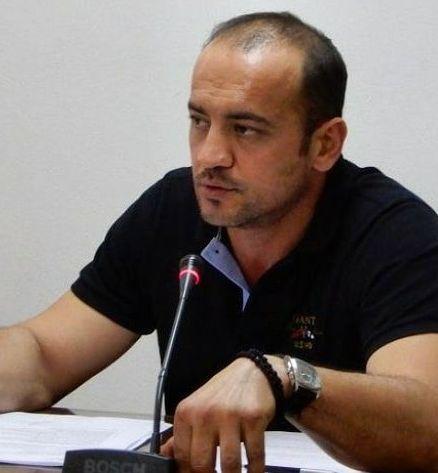 Δήλωση Γ. Μερωνιανάκη για τα προβλήματα στον δρόμο Αγ. Βαρβάρας – Καστέλλι