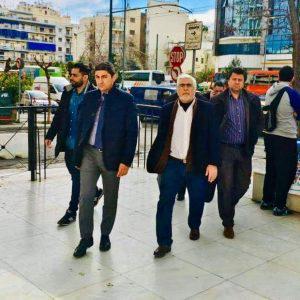 Αυγενάκης: Στεκόμαστε απέναντι σε όσους προσπαθούν να τρομοκρατήσουν τα στελέχη της οργάνωσής μας
