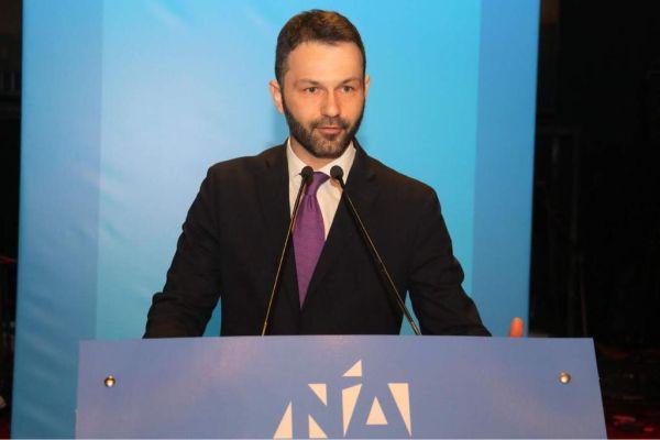 Λευτέρης Ζερβός: Ο κ. Τσίπρας με το ένα χέρι μοιράζει αυξήσεις και με το άλλο τις  παίρνει πίσω μέσω εισφορών