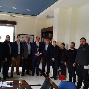 Η καθημερινότητα των πολιτών στο επίκεντρο της συνάντησης  Α. Μαρκογιαννάκη – Μ. Κοκοσάλη