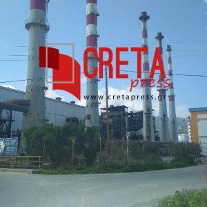 Έκρηξη στη ΔΕΗ στα Λινοπεράματα.  Black out σε Κρήτη και νησιά