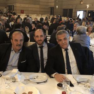 Πρόεδρος και Αντιπρόεδρος ΝΟΔΕ στην ετήσια γιορτή της ΕΠΣΗ Ηρακλείου