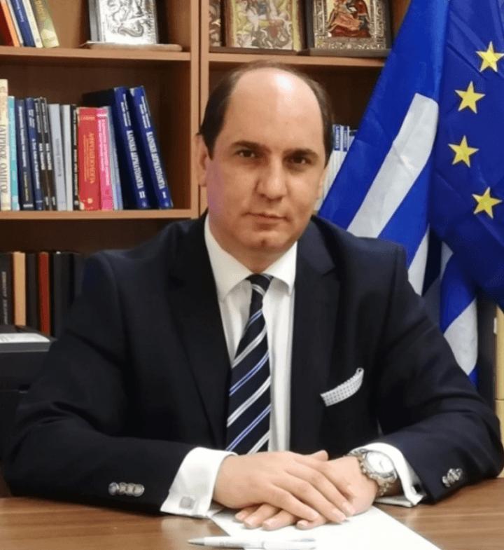 Δήλωση  Επιτροπάκη Γεώργιου για την επίθεση στο γραφείο Λ. Αυγενάκη