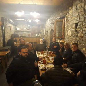 Με καλούς φίλους στην Εθιά ο Ηλίας Επιτροπάκης
