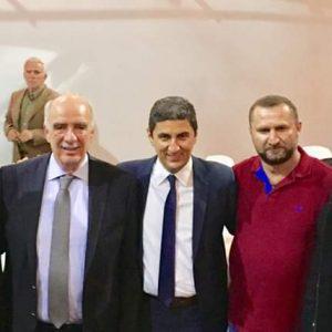 Μεϊμαράκης σε ψηφοφόρους: Aυτή τη φορά προσέχουμε τι ψηφίζουμε