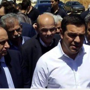 Αυγενάκης: Ο πρωθυπουργός της χώρας σε εγκαίνια βιτρίνας στο Ηράκλειο