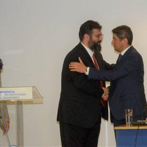 Υφυπουργείο Αθλητισμού-Λευτέρης Αυγενάκης: «Ήταν επιλογή μου ο αθλητισμός»