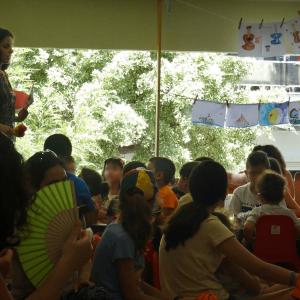 Μία διαφορετική εκδήλωση για παιδιά από την Αργυρώ Μουντάκη