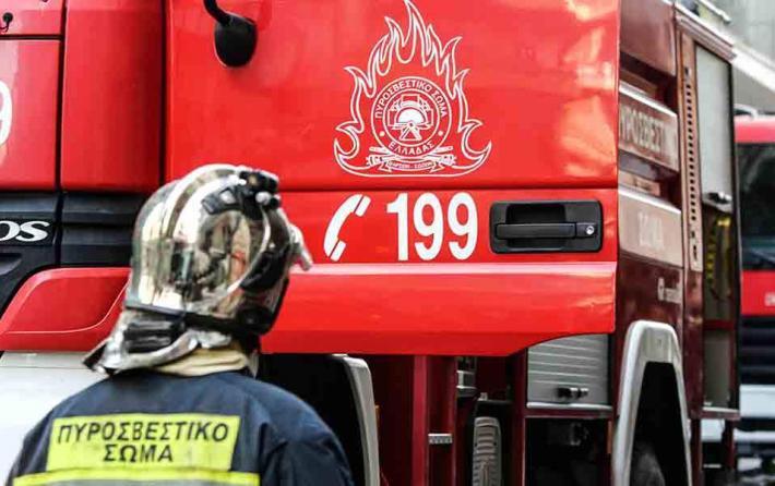 Σε επιφυλακή η Πυροσβεστική  για τυχόν αναζωπυρώσεις της φωτιάς στην Κρήτη