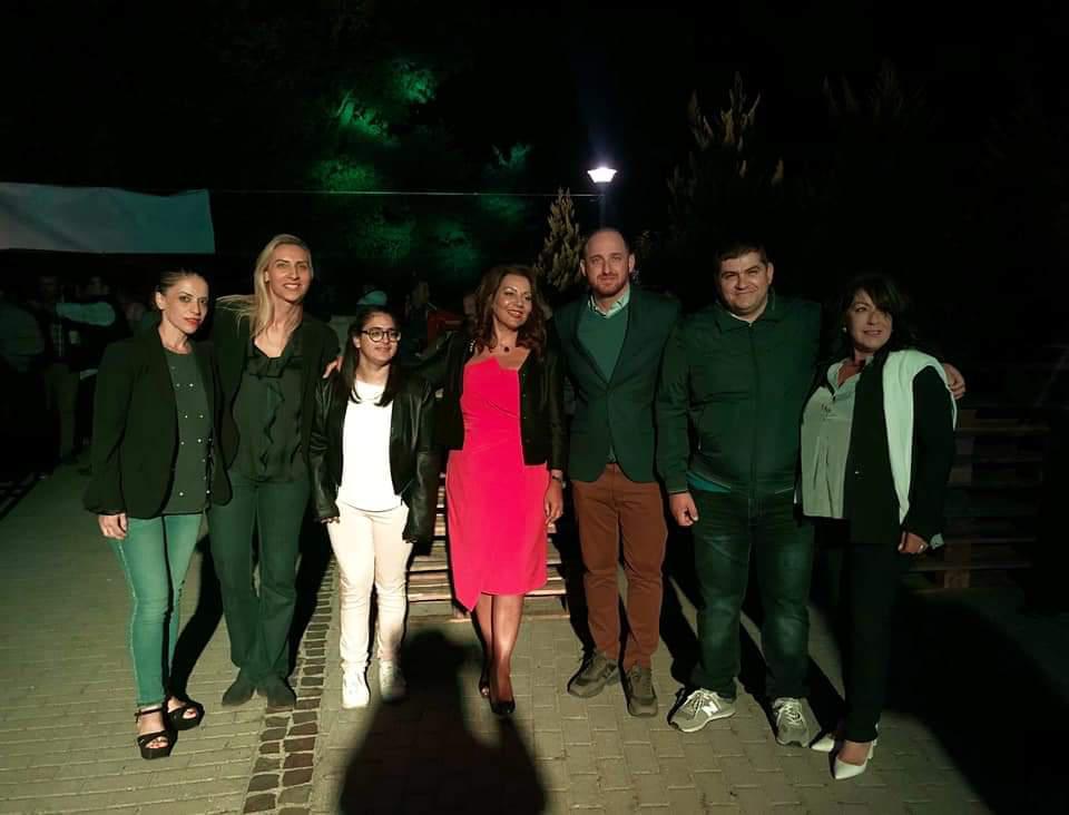 Η ΝΟΔΕ Ηρακλείου στην εκδηλωση για την Δήμητρα