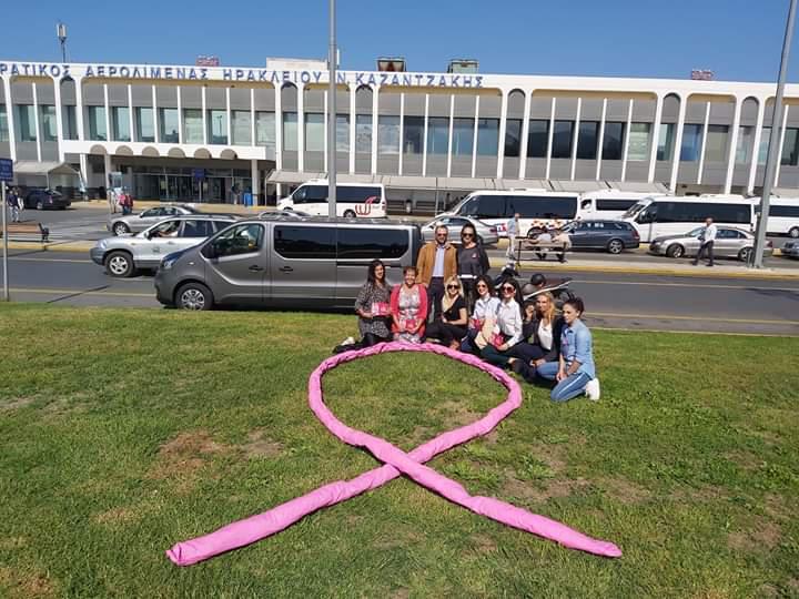 Η ΟΝΝΕΔ για την Παγκόσμια Ημέρα κατά του Καρκίνου του Μαστού