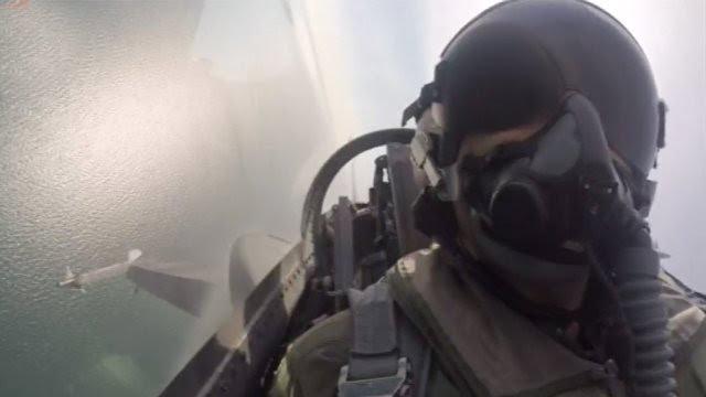 Πιλότος F-16 της ομάδας Ζευς: Τούτος ο λαός δε γονατίζει παρά μόνο μπροστά στους νεκρούς του