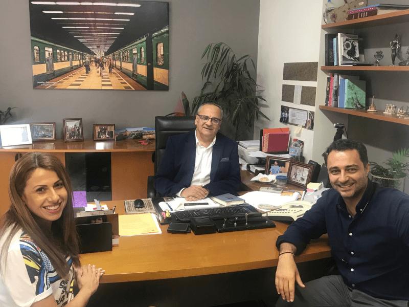 Μάξιμος Σενετάκης: Συνάντηση για τα κενά στην Πρωτοβάθμια και Δευτεροβάθμια Εκπαίδευση