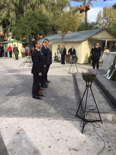 Μάξιμος Σενετάκης: Στην εκδήλωση μνήμης και τιμής στον Άγιο Μηνά για την Εθνική Αντίσταση