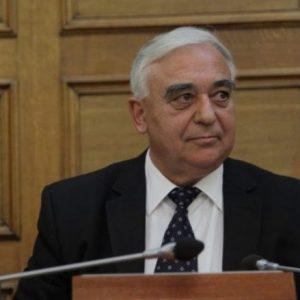 Έφυγε από τη ζωή ο πρώην βουλευτής ΝΔ Γιώργος Δεικτάκης
