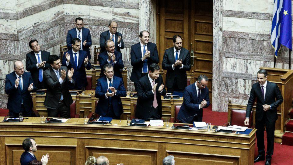 Εγκρίθηκε με 158 «ναι» ο προϋπολογισμός του 2020