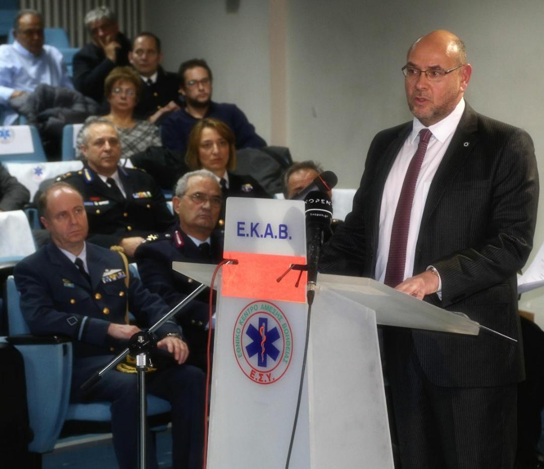 Ημέρα «Θυσίας του Διασώστη» 2020: είναι ημέρα μνήμης & τιμής για το ΕΚΑΒ σε όλη τη χώρα!
