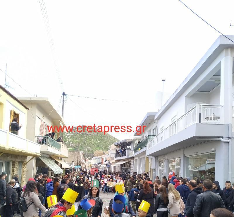 15ο Πυργιανό Καρναβάλι! Δείτε φωτογραφίες και βίντεο!