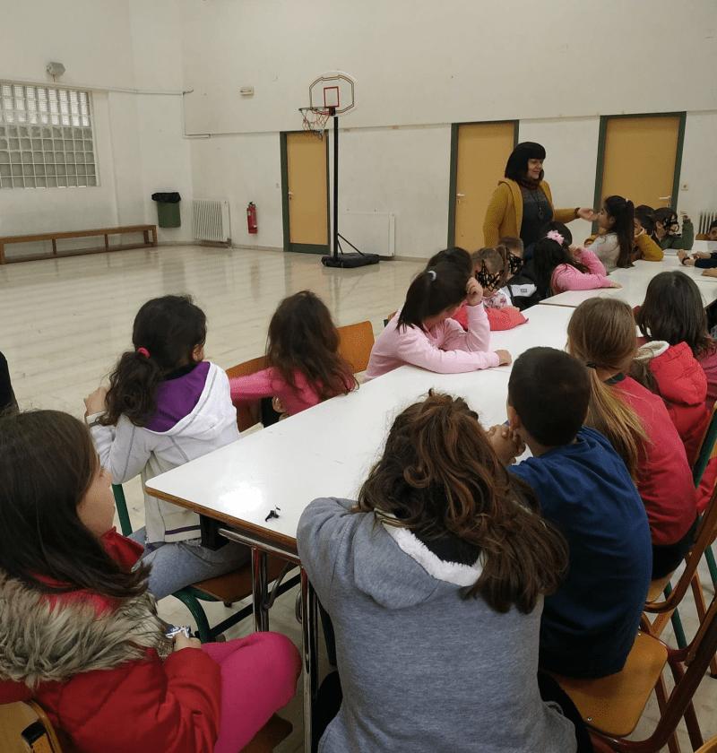 Μια «διαφορετική» Τσικνοπέμπτη στο Δημοτικό Σχολείο Πύργου