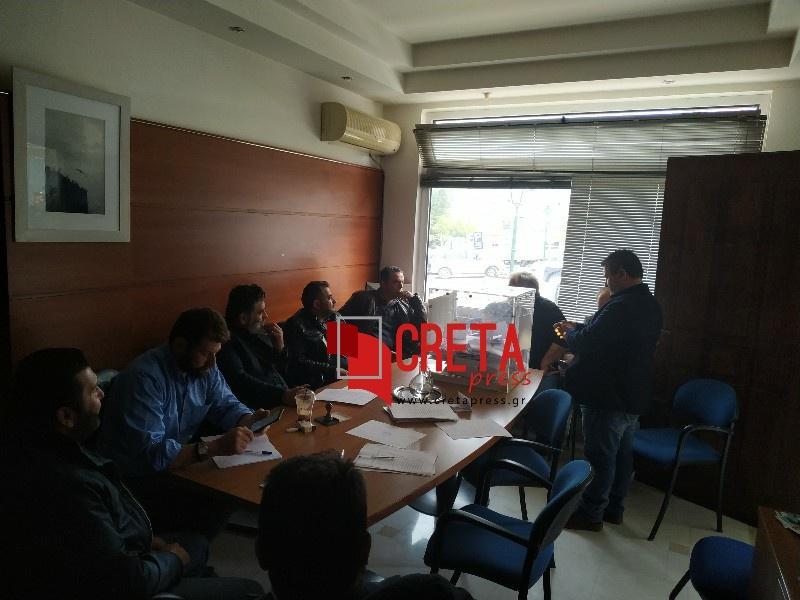 Σε εξέλιξη οι Εκλογές στην Οργάνωση Αμπελουργών και Ελαιοπαραγωγών Κρήτης