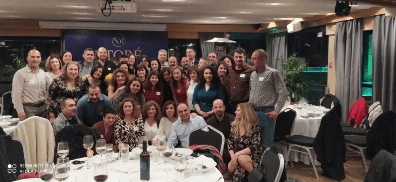 Λύκειο Αγίας Βαρβάρας: Συνάντηση 30 χρόνια μετά