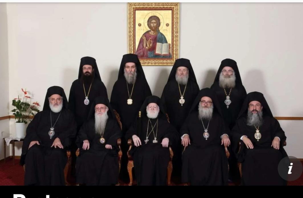 Εκκλησία Κρήτης: Λειτουργίες χωρίς πιστούς λόγω κορονοϊού