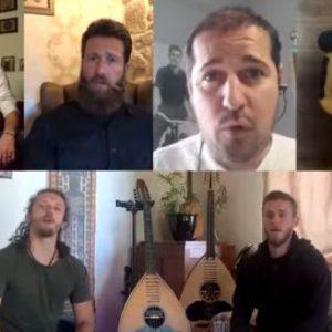 Ποιος είδε άνοιξη καιρό: Το κρητικό τραγούδι στο πλαίσιο της μάχης κατά του κορονοϊού