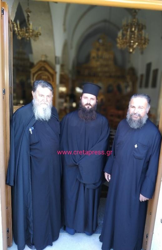 Χειροτονήθηκε ο νέος Ιερέας στην Ενορία Ροτασίου–Εθιάς π. Δημήτριος Κρουσταλάκης. Άξιος!