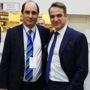 Ο Γιώργος Επιτροπάκης Γενικός Συντονιστής Κρήτης της Νέας Δημοκρατίας