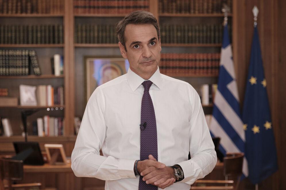 Μητσοτάκης: Σε δύο ζώνες κορονοϊού η χώρα – Κλείνει η εστίαση σε Αττική και Βόρεια Ελλάδα